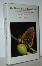 The Butterflies of Costa Rica and Their Natural History, Volume II