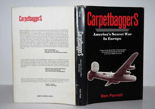 Carpetbaggers America's Secret War in Europe