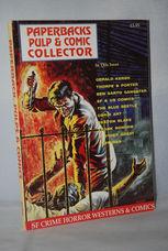 PAPERBACK PULP & COMIC COLLECTOR Vol.1