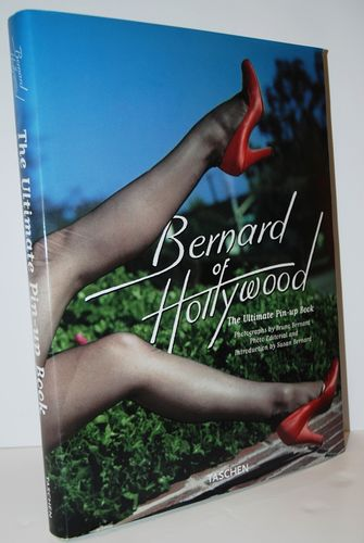 Bernard of Hollywood  The Ultimate Pin-up Book