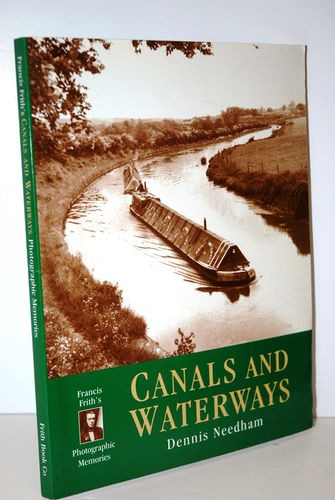 Francis Frith's Canals and Waterways  Photographic Memories