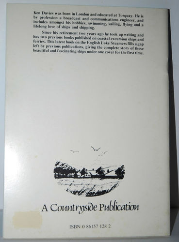 English Lakeland Steamers