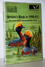 Britain's Birds in 1990-91 The Conservation and Monitoring Review