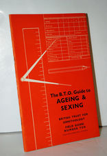 The B. T. O. Guide to Ageing and Sexing A Field Guide for Ringers and Bird